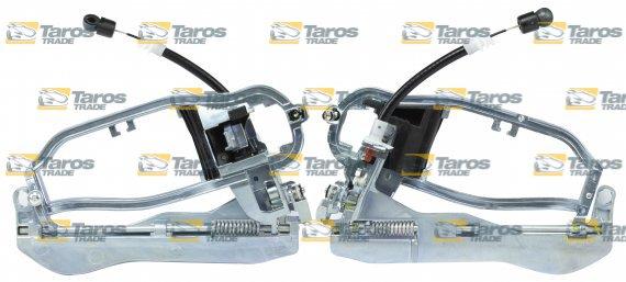 TarosTrade 60-0313-R-83717 Mecanismo De Cierre De Purta Delantero Lado Derecha